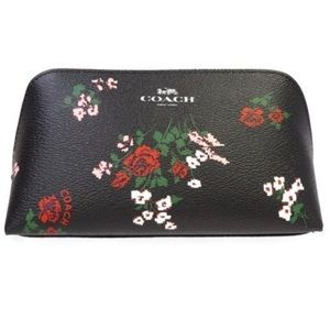COACH Floral Cosmetic Bag
